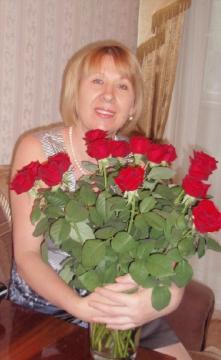 Мой юбилей - Людмила Леонтьевна Жаркова