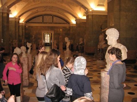 Искусство и культура Древнего Рима - Лицей № 572