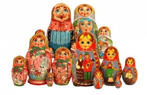 Народные игрушки Нижегородского края. - Марина Геннадьевна Пиксаева