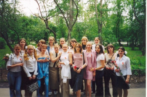 девочки  - Ирина Валентиновна Лебедева