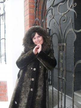 Портрет - Наталия Аркадьевна Люкина