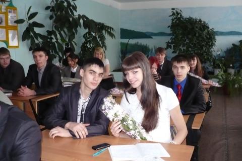 Мой 11-Б - самые красивые учащиеся своей школы