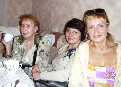 Проводы племянницы в Израиль на ПМЖ. - Марина Юрьевна Горбачева