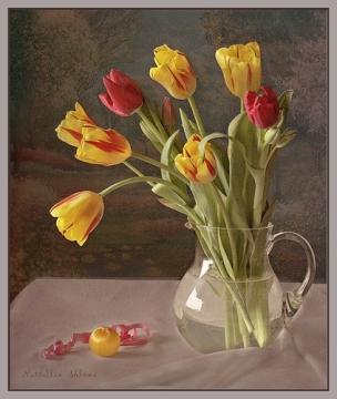 Тюльпаны - Валентина Юрьевна Куклина