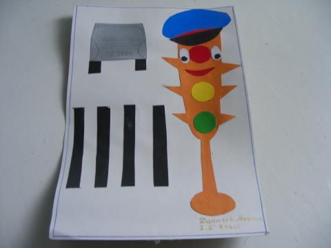 Поделки своими руками на тему правила дорожного движения