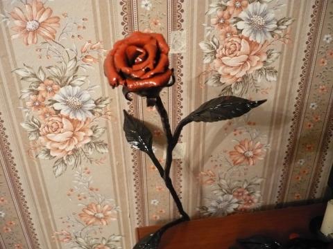 Роза красная 1 - Татьяна Вячеславовна Найденова