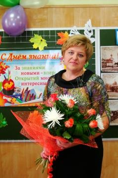 Портрет - Оксана Викторовна Юренкова