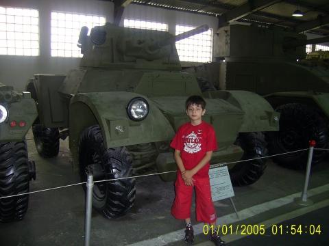 Кубинка танк. музей - Армине Айказовна Асатрян