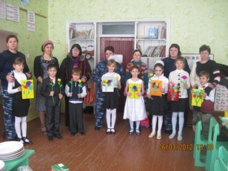 8  Марта - Леся Павловна Подрезова