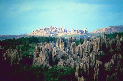 каменный лес Китай - Марина Николаевна Глебова
