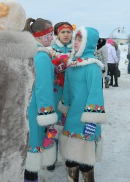 День оленевода - Наталья Васильевна Капустина