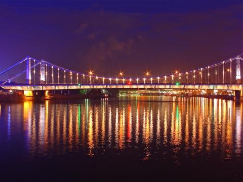Крымский мост - Светлана Анатольевна Щедрина