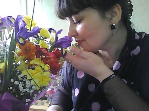 Весенний букет - Людмила Анатольевна Ильченко