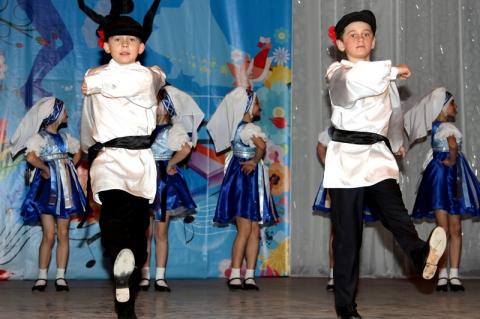 Русская проходочка - 1 - МКОУДОД Богучарская детская школа искусств
