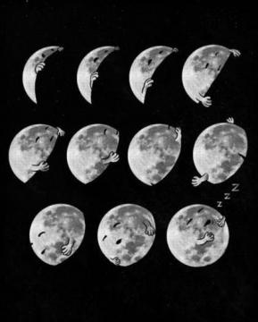 Как спит Луна - Марина Евгеньевна Кудрявцева