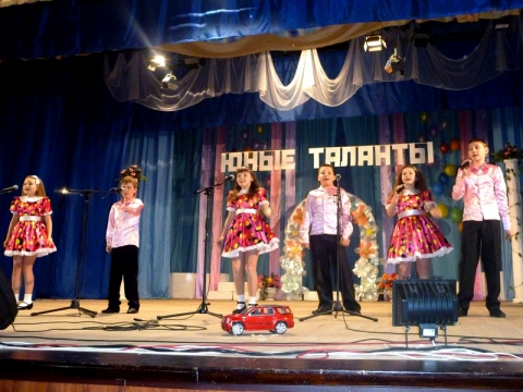 Юные таланты - 4 - МКОУДОД Богучарская детская школа искусств
