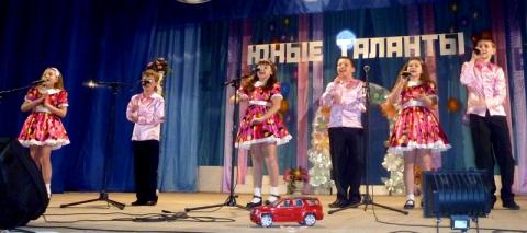 Юные таланты - 5 - МКОУДОД Богучарская детская школа искусств