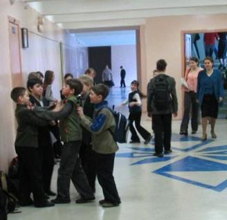Драчливость в школе - Удача и успех
