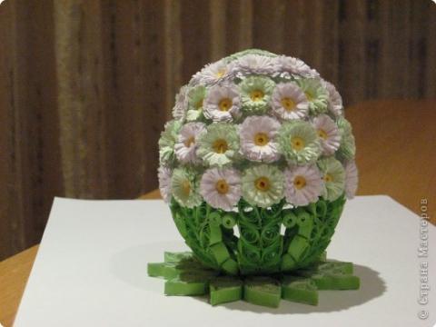 квилинг. пасхальное яйца - Ирина Александровна Кривоносова