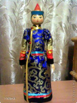 Бурятская кукла