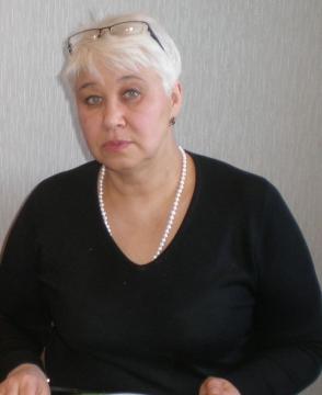 Портрет - Елена Рудольфовна Крицкая