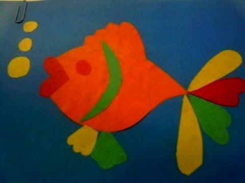 Рыбка - Ольга Владимировна Назарова