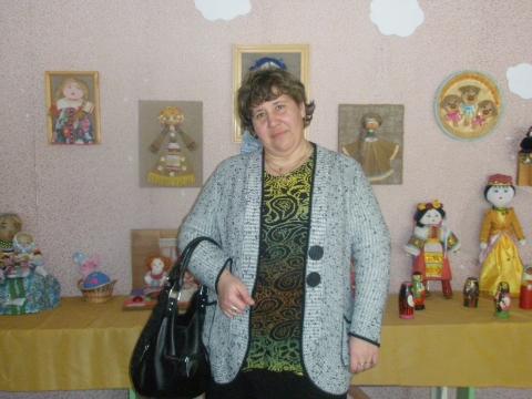 Портрет - Виктория Викторовна Грицаенко