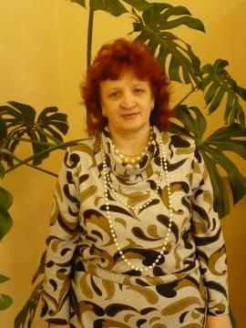 Портрет - Нина Васильевна Слепышева