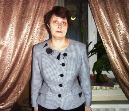 Портрет 23.04.2012. - Марина Юрьевна Горбачева