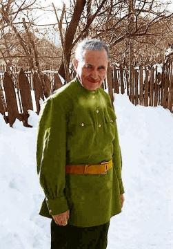 Дедушка по папе - Александр Владимирович Серолапкин