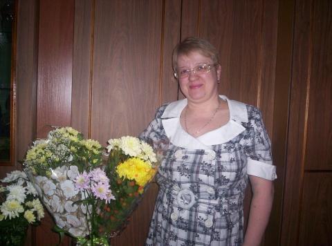 Портрет - Ирина Васильевна Глыбина