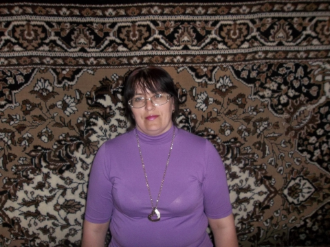 Портрет - Любовь Васильевна Зимина