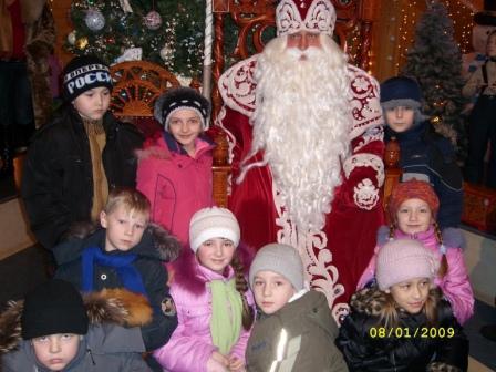 В гостях у самого настоящего Деда Мороза! Великий Устюг - Ольга Николаевна Шахабудинова