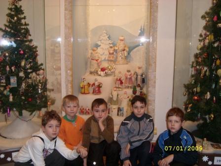 Музей новогодней игрушки, Великий Устюг - Ольга Николаевна Шахабудинова