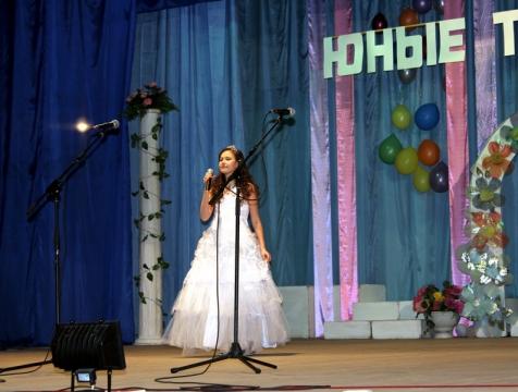 Юные таланты - 6 - МКОУДОД Богучарская детская школа искусств