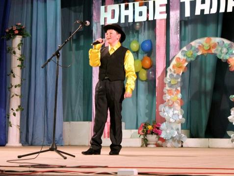Юные таланты - 7 - МКОУДОД Богучарская детская школа искусств
