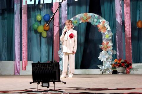Юные таланты-8 - МКОУДОД Богучарская детская школа искусств