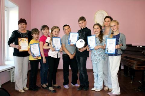 Конкурс вокалистов-1 - МКОУДОД Богучарская детская школа искусств