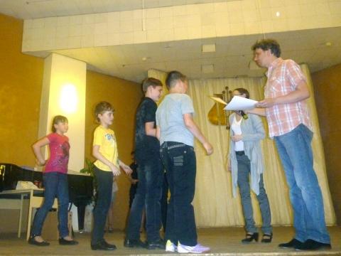 Конкурс вокалистов - награждение - МКОУДОД Богучарская детская школа искусств