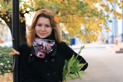 рыжая - Светлана Александровна Деревянкина