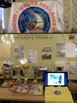 я выбираю спорт! - Государственное бюджетное образовательное учреждение школа № 569 Невского  района Санкт-Петербурга