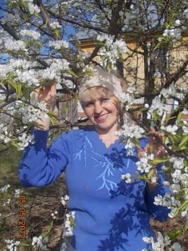 цветет моя любимая груша... - Галина Геннадьевна Куликова
