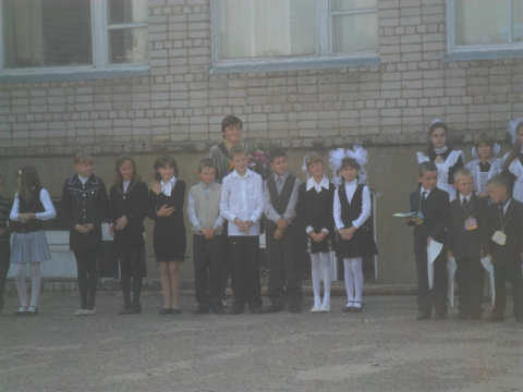 1 сентября 2012 - Елена Леонидовна Масленникова