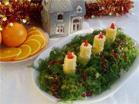 Новогодние свечи - Ирина Викторовна Лупашку
