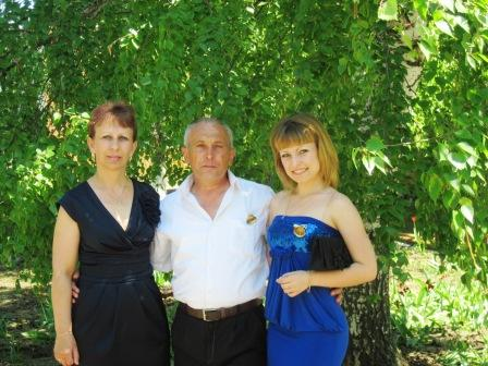 Моя семья - Леся Павловна Подрезова
