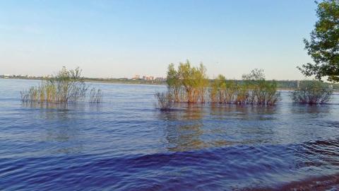 Разлив ниже ГЭС 3 - Александр Владимирович Серолапкин