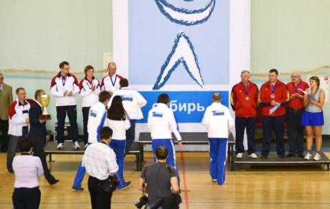 момент награждения - Эльдар Алихасович Ахадов