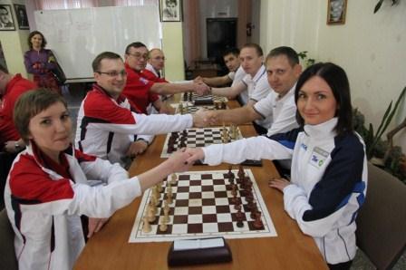 шахматная баталия - Эльдар Алихасович Ахадов