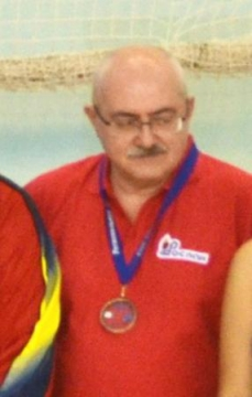 с медалью - Эльдар Алихасович Ахадов