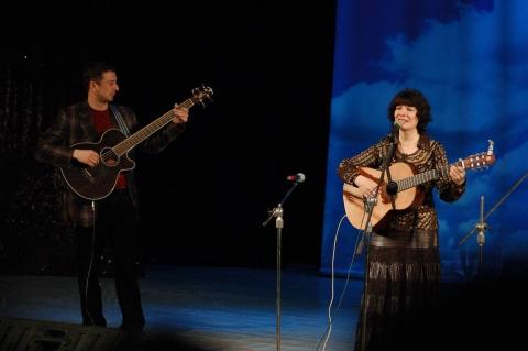 Эльмира Галеева - Бардовская песня